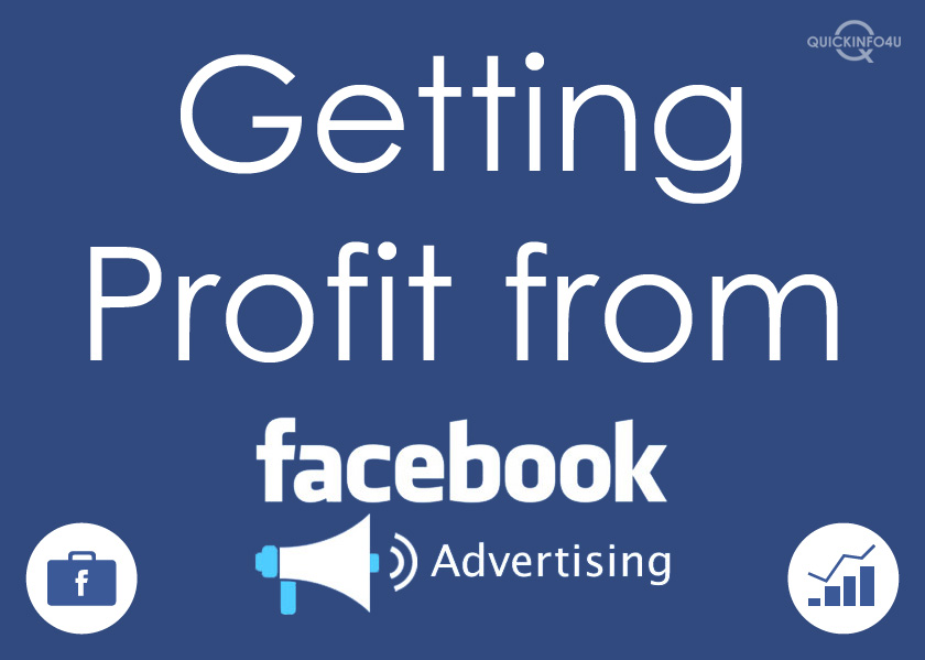 Getting Profit from Facebook Ads