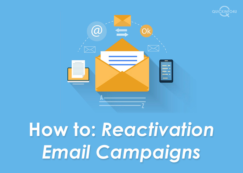 How to Reactivation Email Campaigns