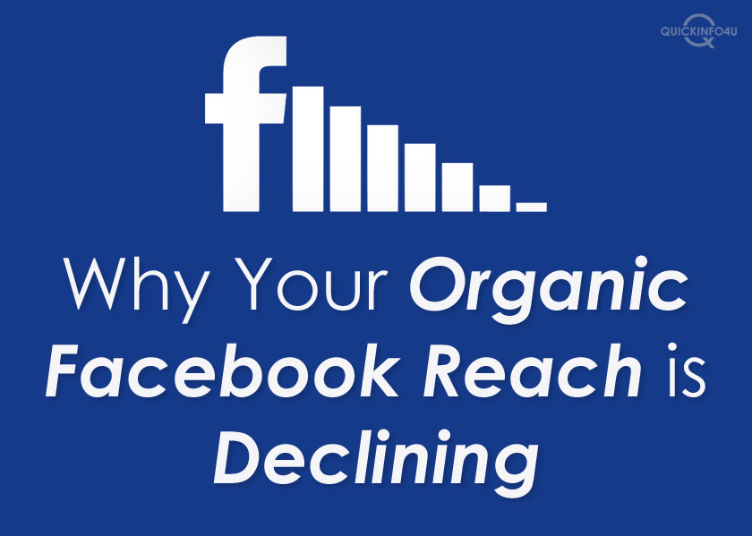 Why Your Organic Facebook Reach is Declining