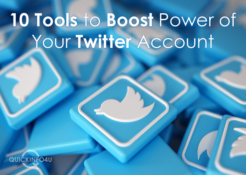 Tools to Manage Your Twitter Account